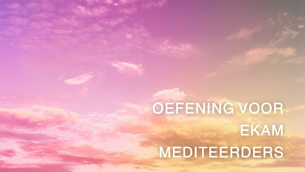 Ekam Meditators Practice (Dutch)