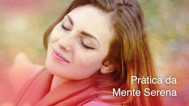 Mente Serena (Portuguese)
