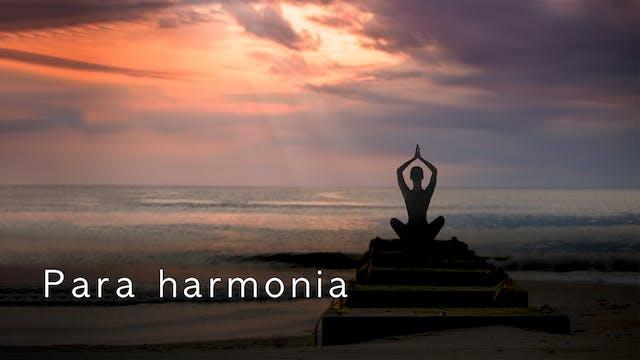 Para Harmonia (Portuguese)