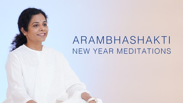 ArambhaShakti Meditation Introduction (English)