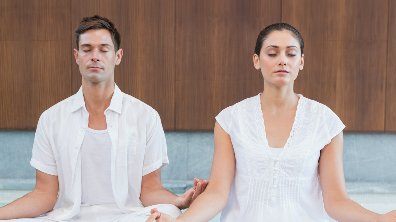 Insight Meditation For Couples (English)