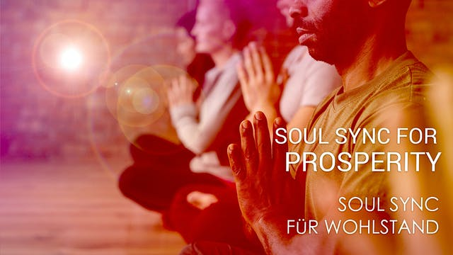 04 Soul Sync für Wohlstand (German)