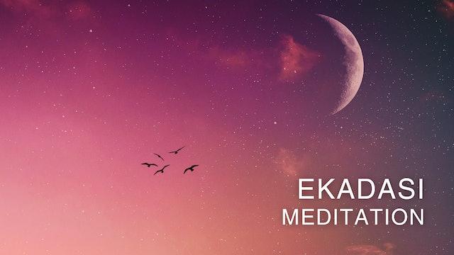 Ekadhesi Meditation
