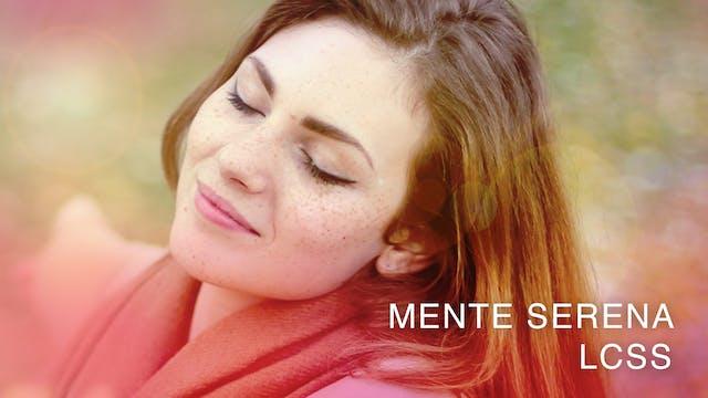 Mente Serena LCSS (Spanish)