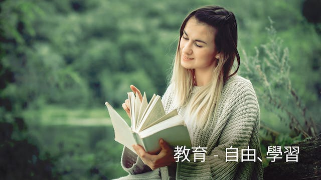 Learner Meditation (Chinese)