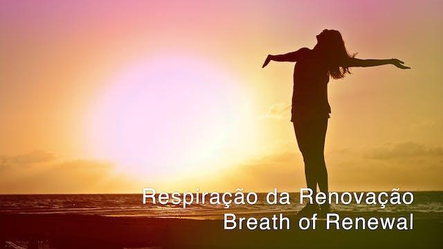 Respiração da Renovação (Portuguese)