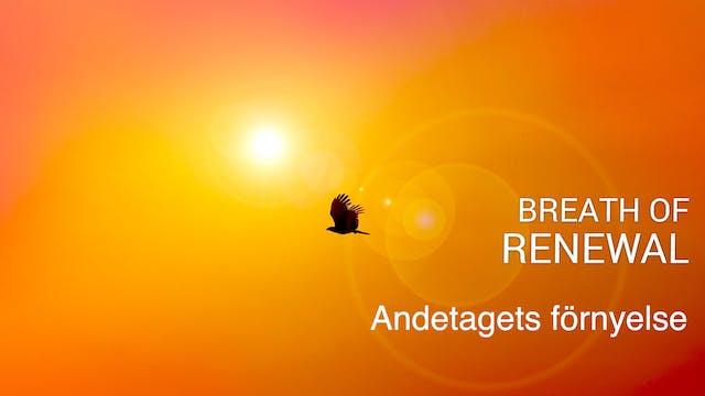 Andetagets förnyelse Breath of Renewa...