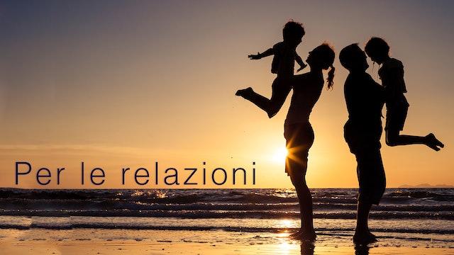 Per le relazioni (Italian)