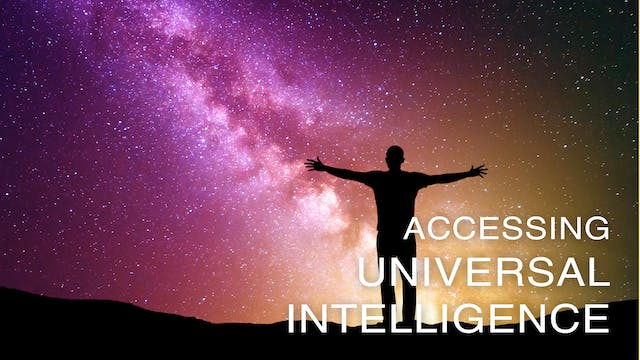 Accessing Universal Intelligence