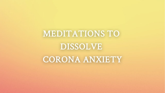 MEDITATIONS FOR GREATER HEALTH & WELL BEING