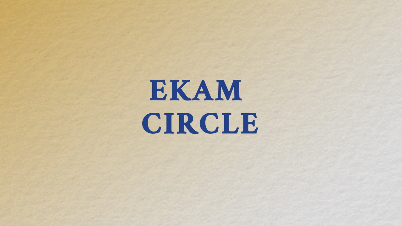 Ekam Circle 2.0 (Italian)