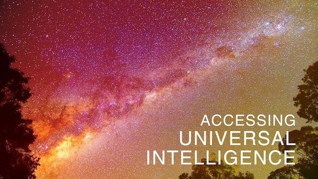 Accediendo a la Inteligencia Universal (Spanish)
