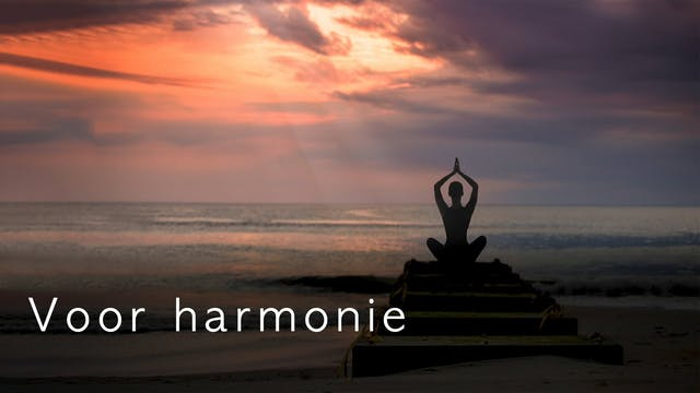 Meditations for Harmony (Dutch)