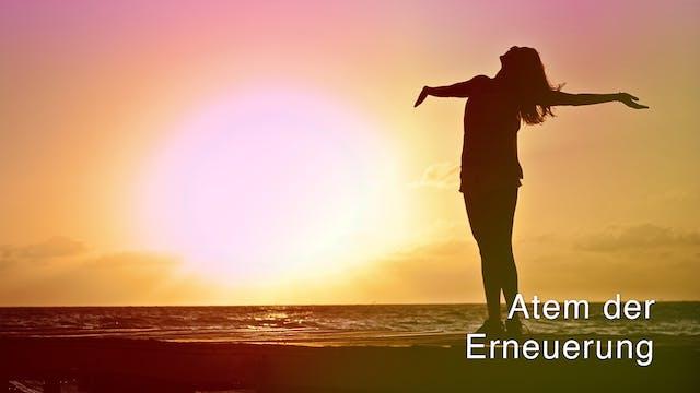 Atem der Erneuerung (German)