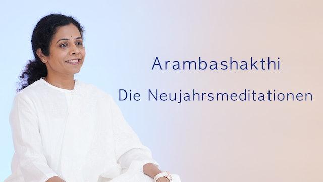 Arambha Shakti Die Neujahrsmeditationen (German)
