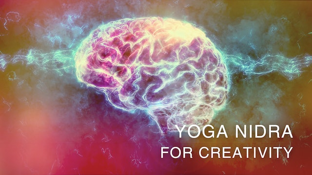 Yoga Nidra for Creativity