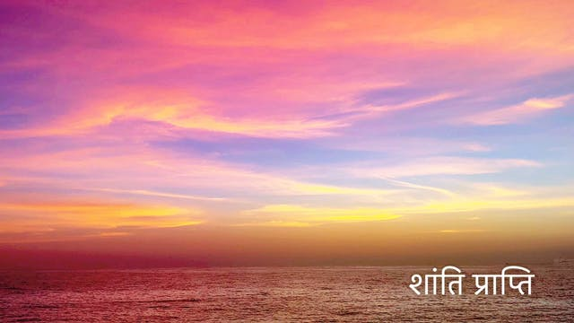 शांति को ढूंढना Finding Peace - (Hindi)