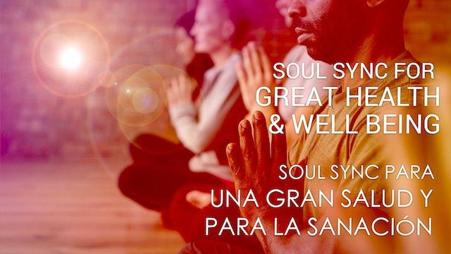 05 Soul Sync para una gran salud y para la sanación (Spanish)