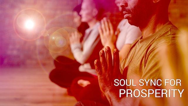 Soul Sync for Prosperity  (English)