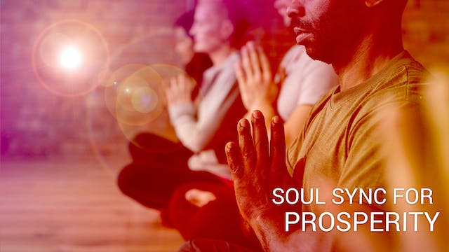 Soul Sync for Prosperity  (English)