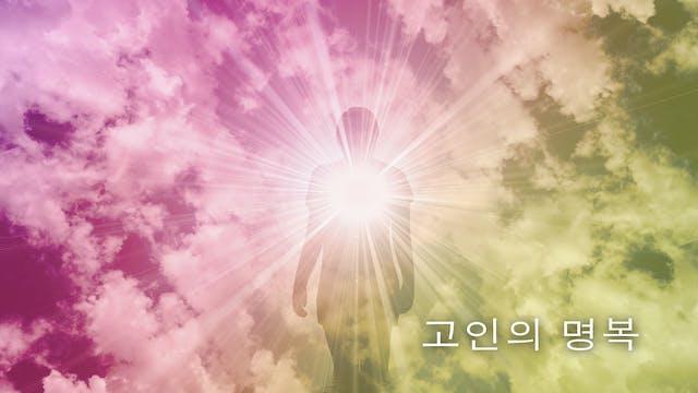 Releasing The Departed (Korean)