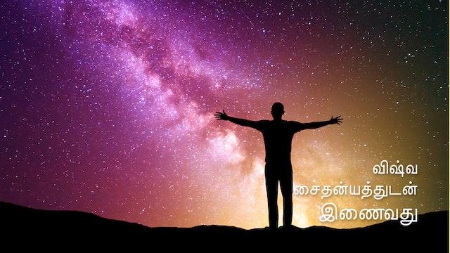 விஷ்வ சைதன்யத்துடன் இணைவது Accessing Universal Intelligence (Tamil)