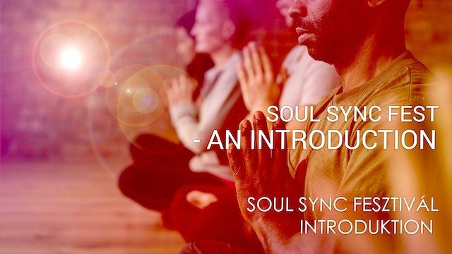 01 Soul Sync Fest - Introduktion (Swedish)