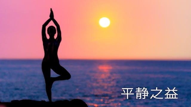 平静之益 (Chinese)