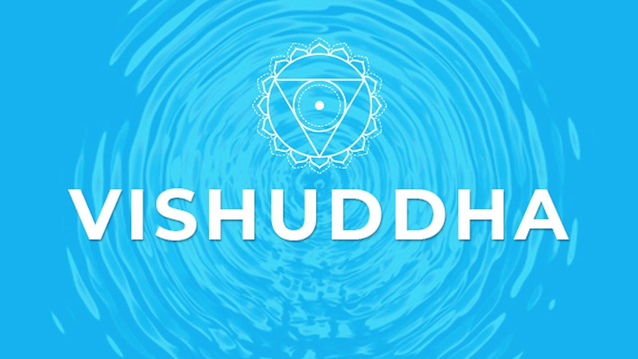 Vishuddha - Throat Chakra Classes