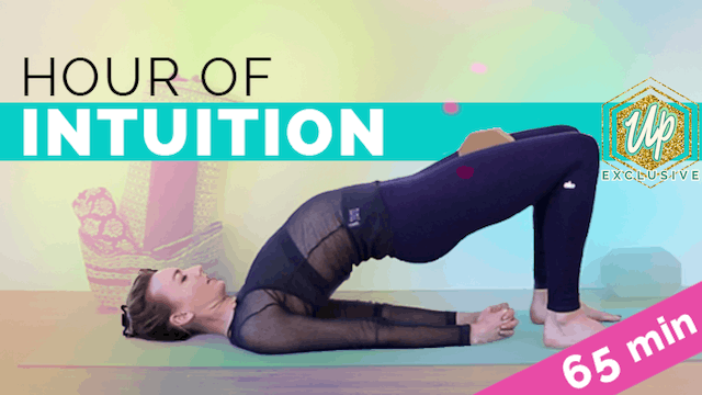 Member-Only - Hour of Intuition - 65 min