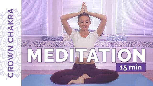 Chakra 7 - Meditation (15-Min)