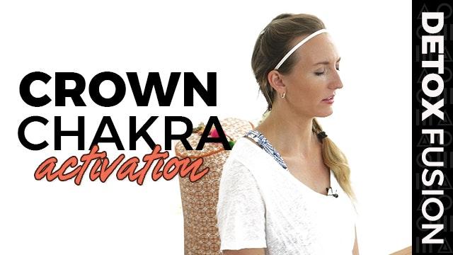 Day 11 -  7th Chakra Activation   Kun...