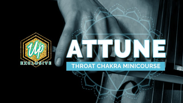 Throat Chakra Course