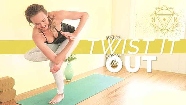 [NEW] Twist It Out - 20 Min
