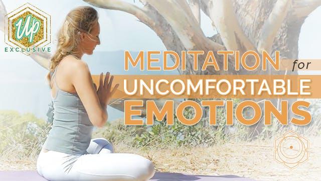 Sacral Chakra- Meditation for Uncomfo...