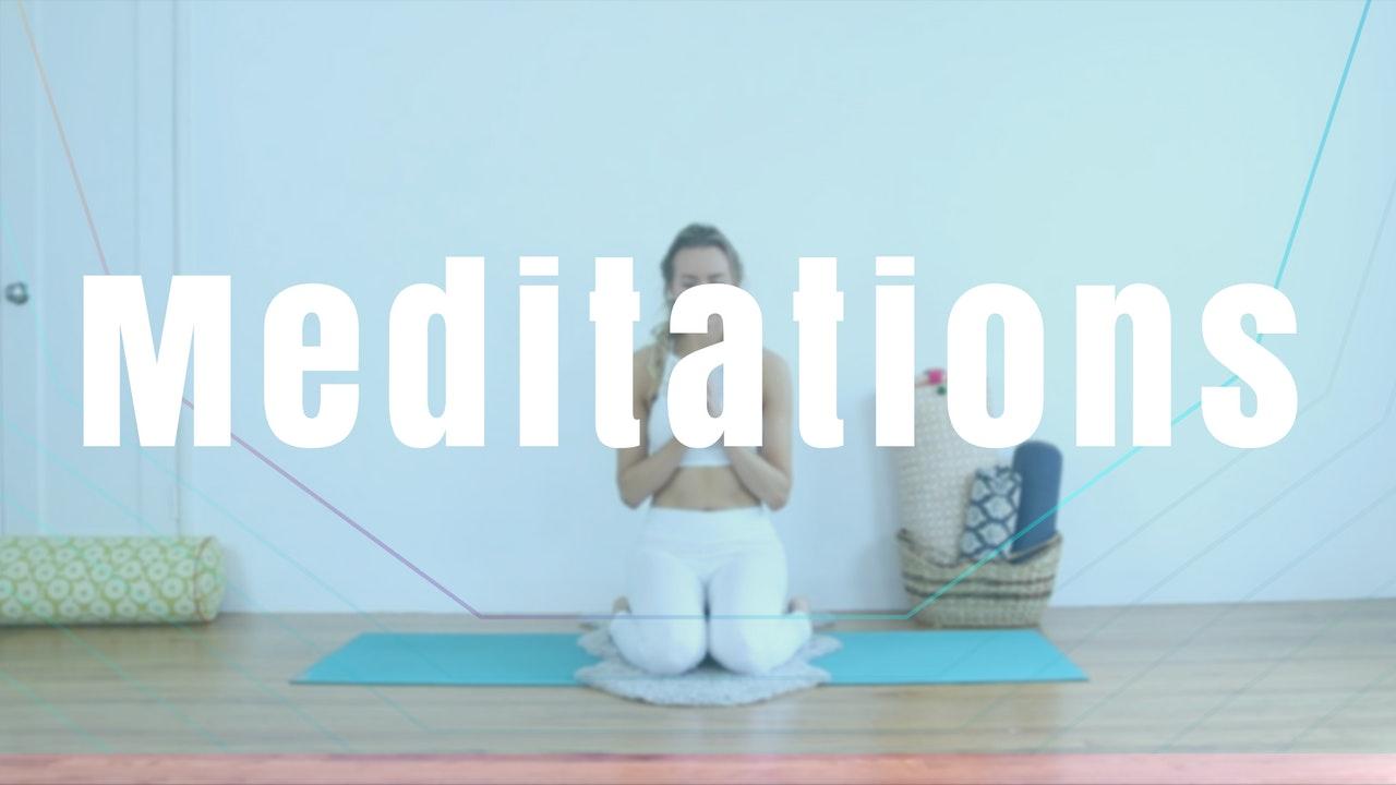 Kundalini Meditations