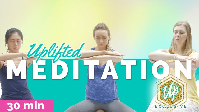 [Member Only] Uplifted Heart Chakra Meditation (30-min)