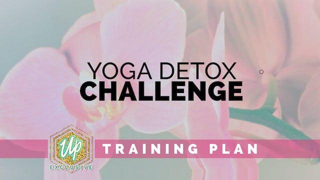 Detox Yoga Challenge (8 Days)