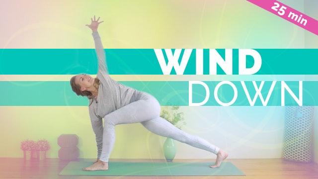 [NEW] Wind Down Evening Yoga