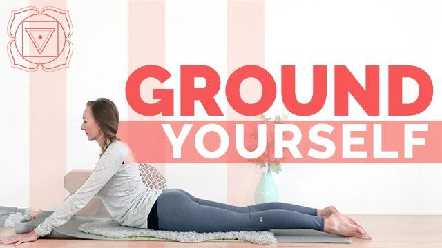 [New] Ground Yourself 1-Hour Yin