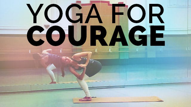 Yoga for Energy & Courage: Power Yoga...