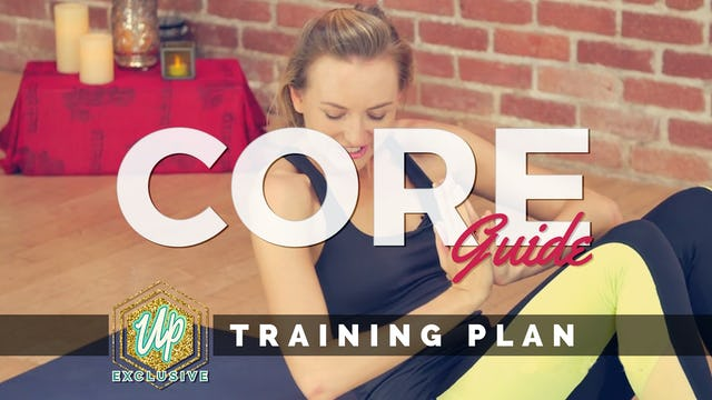 Core Training Plan (Download PDF)