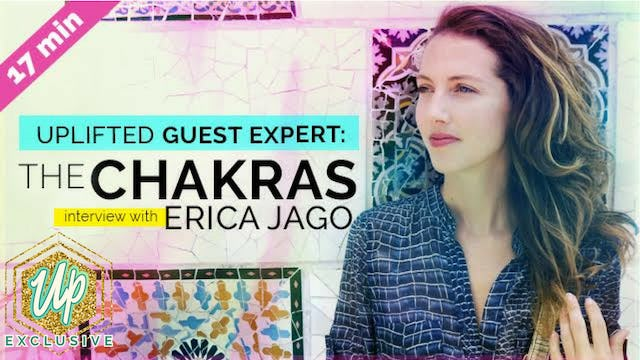 [Members-Only] Guest Expert: Erica Jago & the Chakras