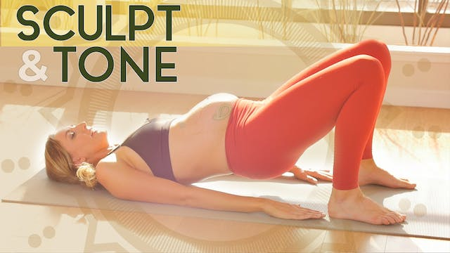 Sculpt & Tone Workout (15 min) - High...