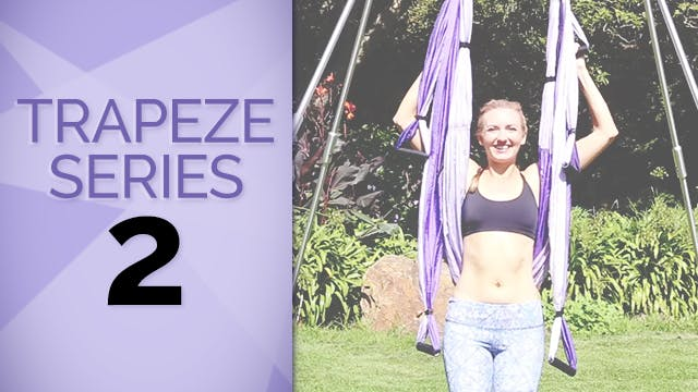 Yoga Trapeze 2 - Biceps Shoulder Core