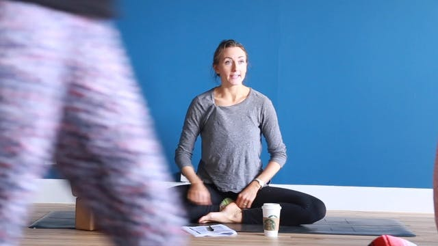 [Mod 3] 4.2 Fascial Focused Yoga Clas...