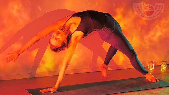 Yoga for Anger - Emotional Release {Kali Day 1}