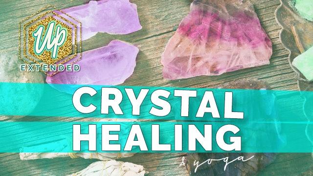 [NEW] Yoga + Crystal Healing (45-min)