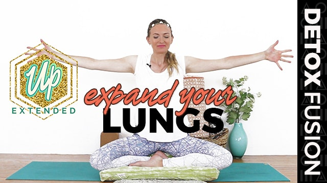 Day 22 BONUS EXTENDED - Yoga for Your Lungs | Kundalini Kriya | Expand Your Lung Capacity | Enter a Deep Meditative State (45-Min)