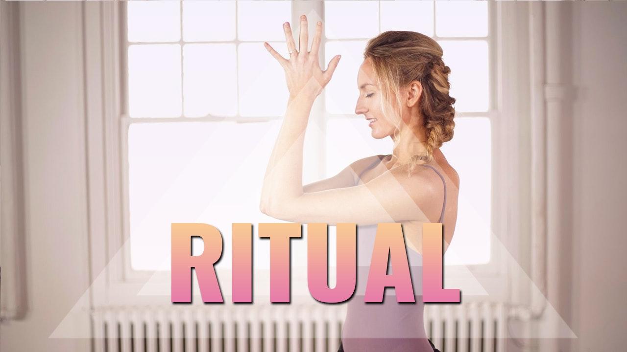 RITUAL: Yoga | Journaling | Meditation
